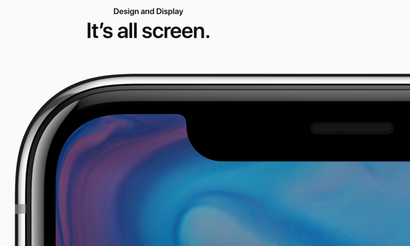 photo of Leaked image of 'iPhone 12' shows smaller notch, Home screen widgets image