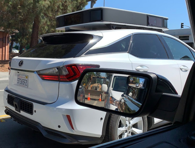 photo of Apple increases number of self-driving test vehicles image