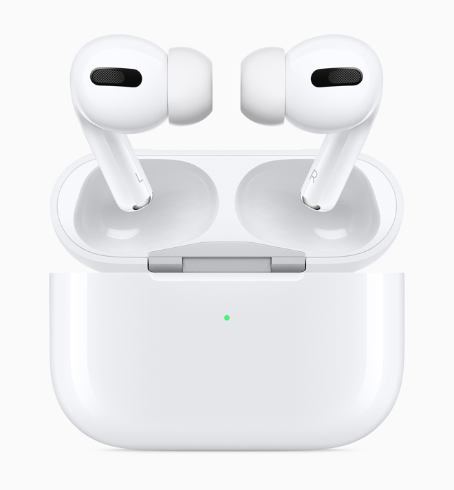 AirPods Pro firmware beta adds Conversation Boost feature