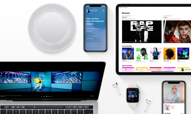 Apple Music pays artists double what Spotify pays