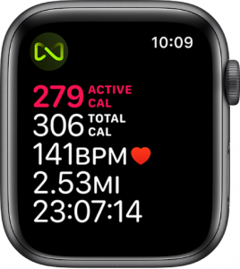 photo of Apple reportedly to take on Peloton with rival fitness service image