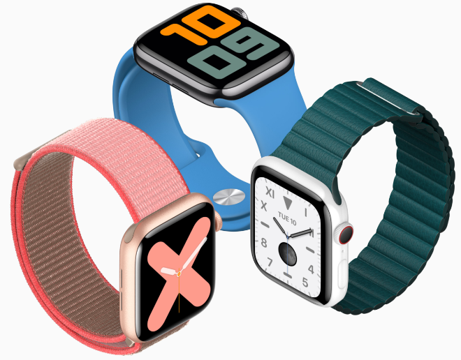 photo of Amazon discounts many Apple Watch Series 5 models image
