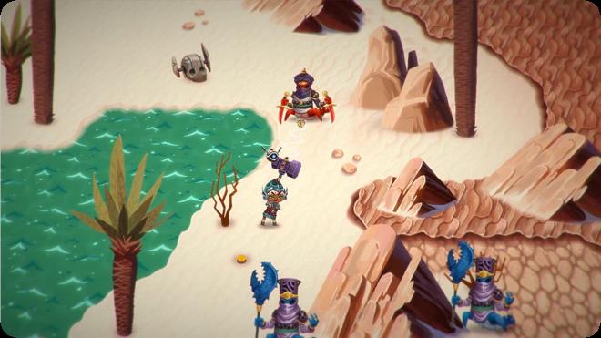 Apple Arcade adds new RPG 'Legend of the Skyfish 2'