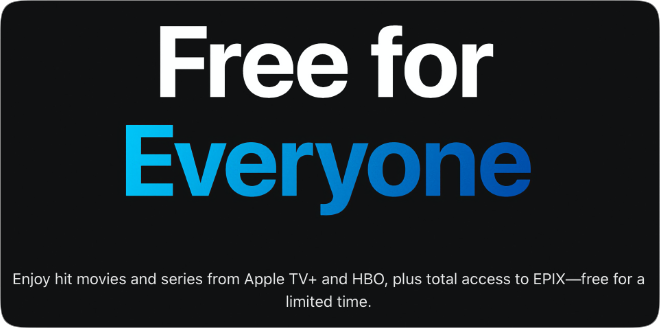 photo of Apple offers select Apple TV+ content for free for limited time image