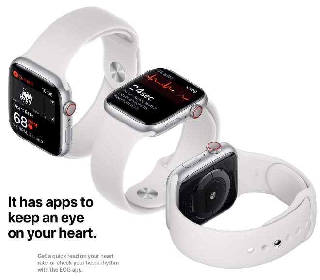 photo of Apple Watch ECG feature set to launch in South Korea image