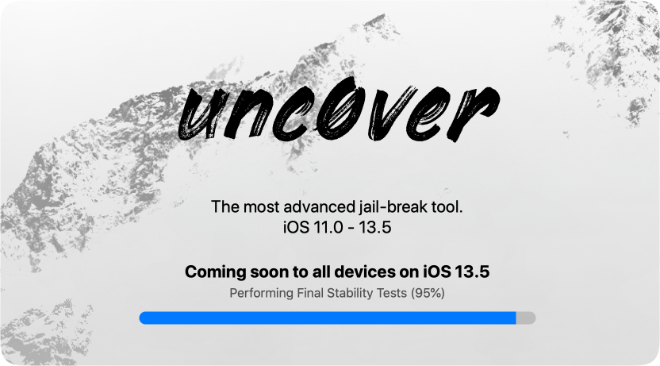 photo of Jailbreak for all iOS 13.5 devices said to be close to release image