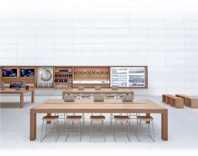 photo of Apple Retail Stores expand operations as U.S. emerges from response to COVID-19 image
