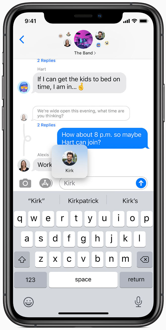 photo of Facebook wants Apple to add option to make Messenger default on iPhone image