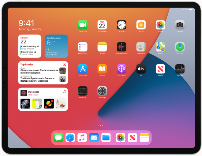 photo of Apple releases iOS 14, iPadOS 14, tvOS 14, and watchOS 7 image