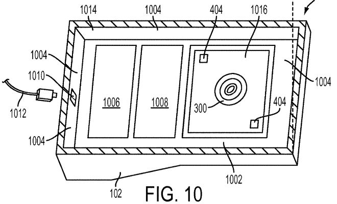 photo of Apple patent reveals potential redesigned Apple TV remote control image