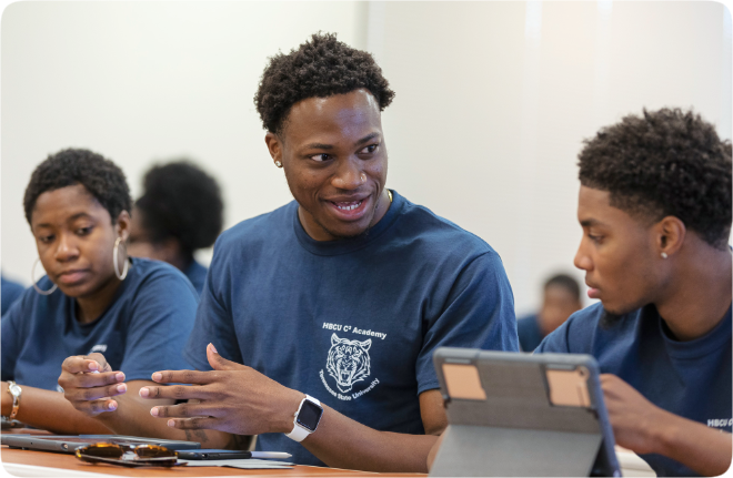 photo of Apple teams up with Historically Black Colleges on coding and creativity opportunities image