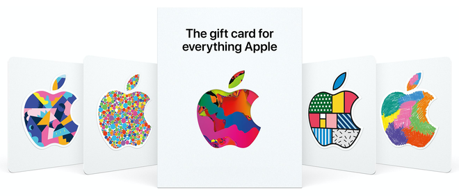 photo of Apple launches new Apple Gift Card for 'everything Apple' image