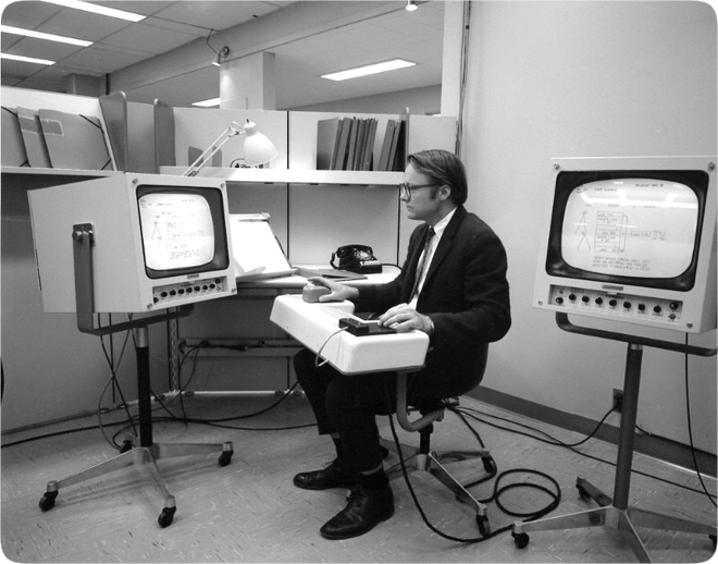 photo of William English, who helped build the first computer mouse, dead at 91 image