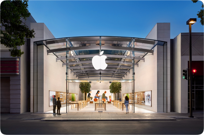 photo of Apple expands 'Express' retail store format ahead of Christmas shopping season image