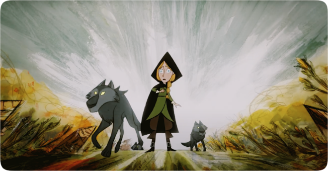 photo of 'Wolfwalkers' directors prep 'epic' animated series for Apple TV+ image