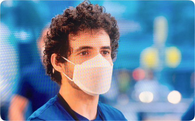 Building a better mask: Apple's Reusable Face Mask for retail employees