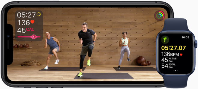photo of Fitness+ may be the most important product Apple unveiled this week image