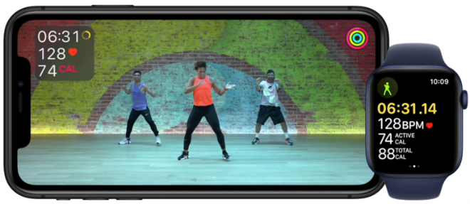 photo of Apple Fitness+ requires an Apple Watch plus an iPhone, iPad, and/or Apple TV image