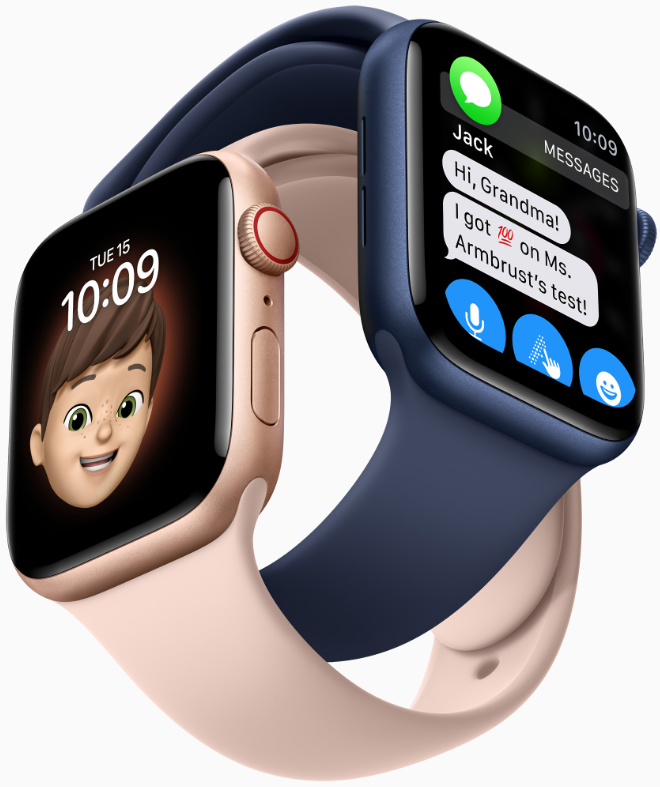 photo of Family Setup brings Apple Watch experience to kids and older adults image