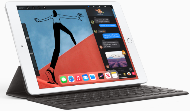 photo of Apple's eighth generation iPad delivers huge performance boost image