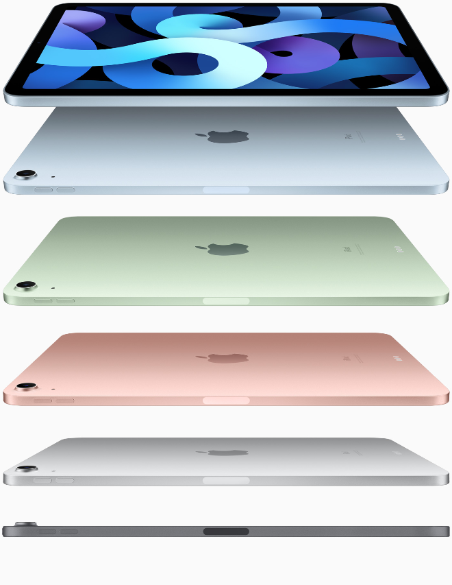 photo of New iPad Air receives FCC approval; launch rumored for October 23rd image