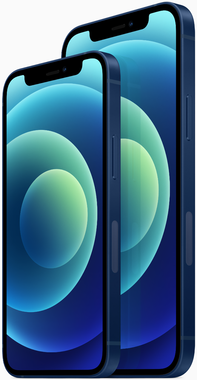 photo of Apple's compelling range of iPhone display sizes appeal to a broader audience image