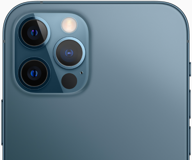Apple: Only iPhone 12 Pro's video camera lets you make movies like the movies