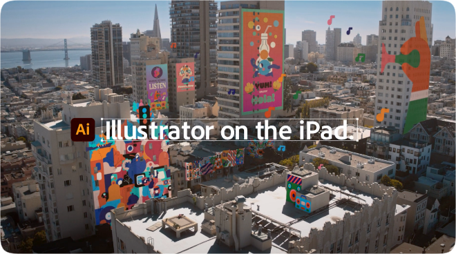 photo of Adobe introduces Illustrator for Apple's iPad image