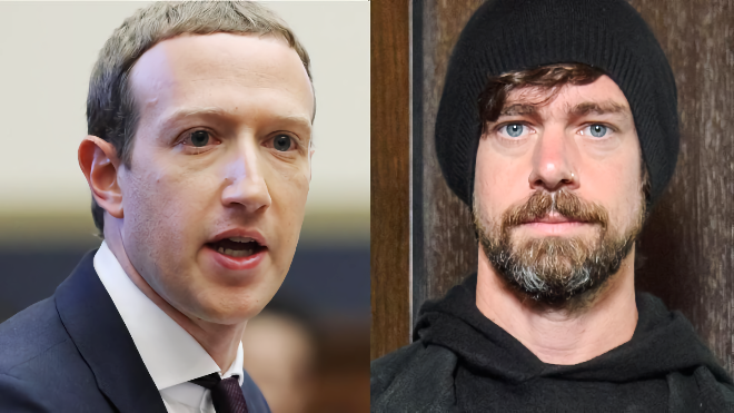 photo of U.S. Senate committee grills Twitter, Google, Facebook CEOs in censorship hearing image
