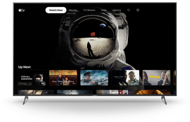 photo of Sony begins Apple TV app roll-out on select 2018-2020 TVs image