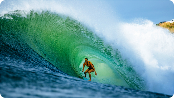 photo of Apple TV+ orders new six-part World Surf League docuseries image
