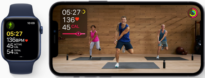 photo of Jay Blahnik gives rare look inside the Apple Fitness+ Studio image