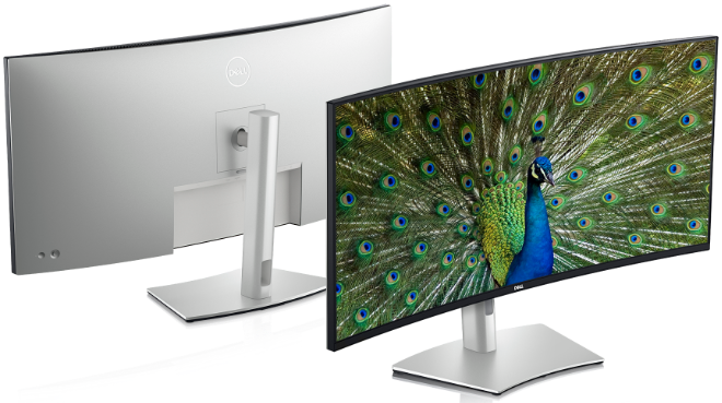 photo of Dell intros Mac-friendly UltraSharp 40 Curved WUHD (5K2K) monitor image