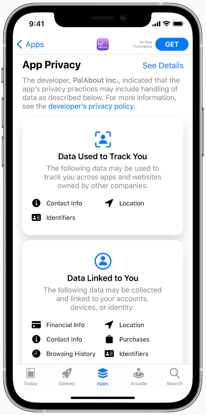 photo of Google follows Apple yet again in requiring developers to have app privacy labels image