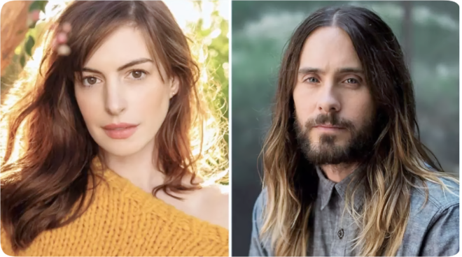 Apple TV+ orders 'WeCrashed,' new limited series starring Anne Hathaway and Jared Leto