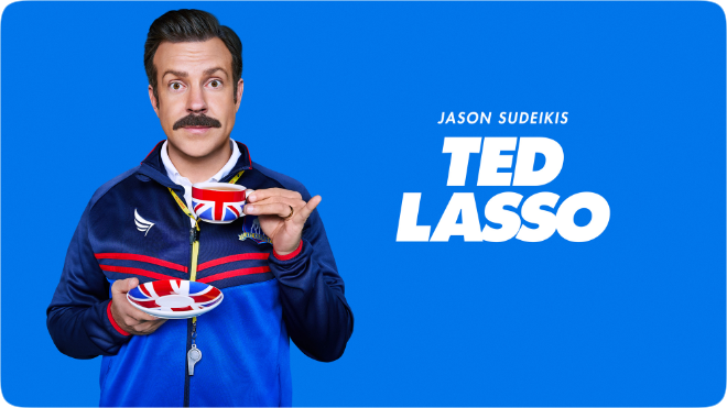 Apple TV+ hit comedy series 'Ted Lasso' drives worldwide acclaim