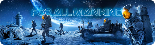 photo of What happened when CEO Tim Cook visited the 'For All Mankind' set image