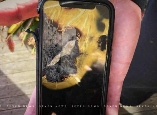 photo of Australian man sues Apple after iPhone explodes in pocket image