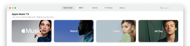 Apple Music TV lands in the UK and Canada
