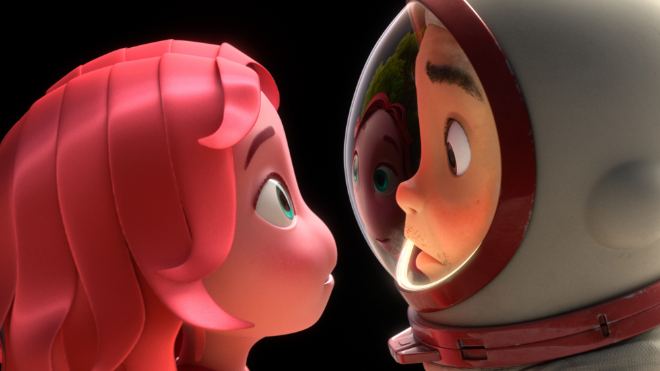 photo of Apple Original Films and John Lasseter's Skydance Animation announce animated short film 'Blush' image
