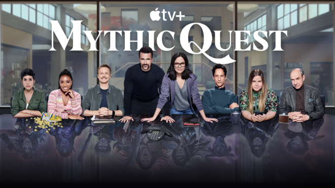 photo of Special episode of 'Mythic Quest' debuts April 16th on Apple TV+ image