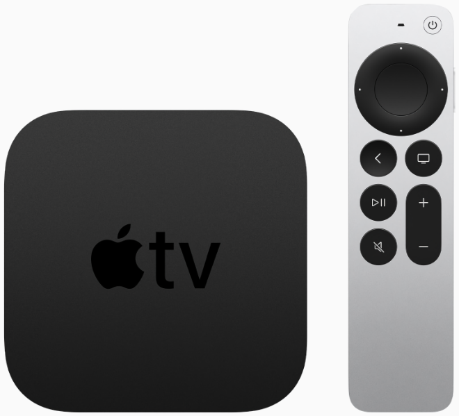 photo of Apple reveals 6th generation Apple TV 4K with all-new Siri Remote image