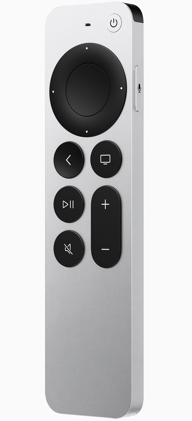 photo of Apple's new Siri Remote lacks U1 locator to help find it in your couch image