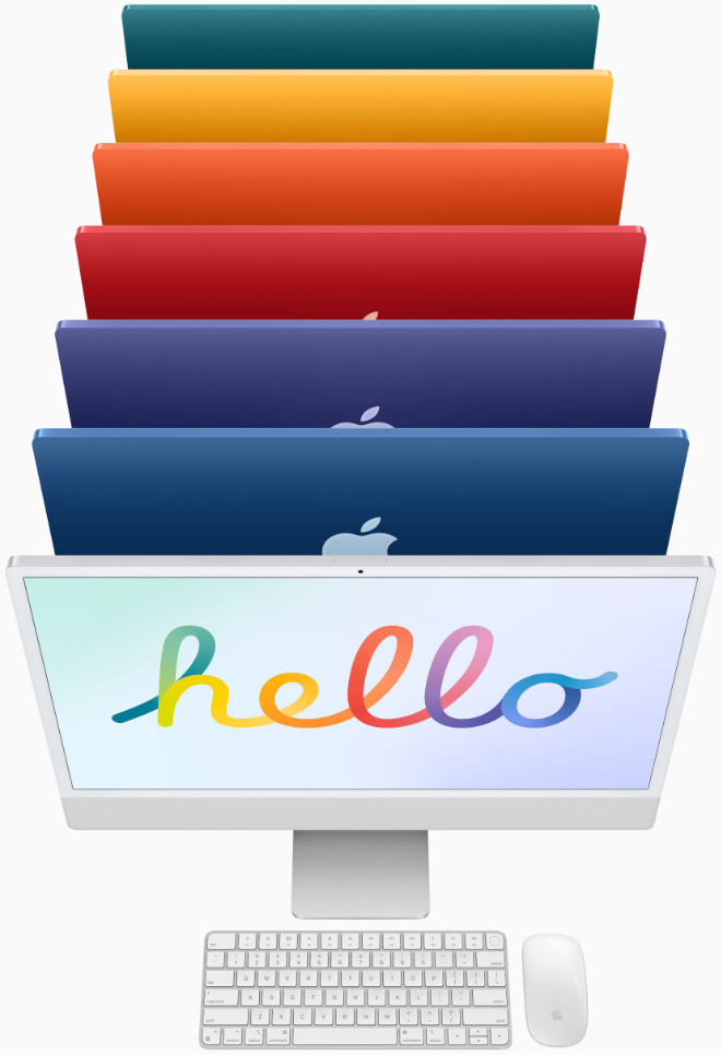 photo of MacBook Air redesign may offer iMac-like color options image