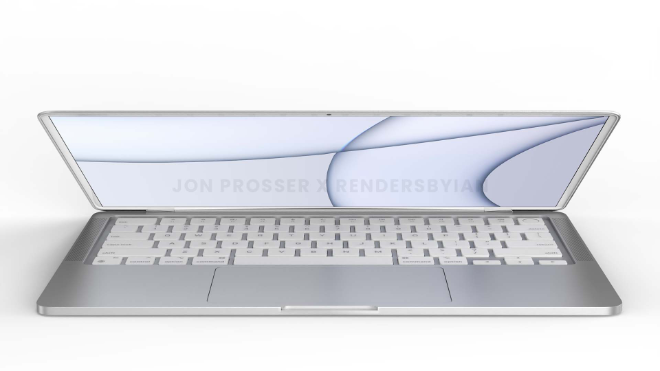 Leaker Jon Prosser reveals Apple's all-new MacBook Air in new renders