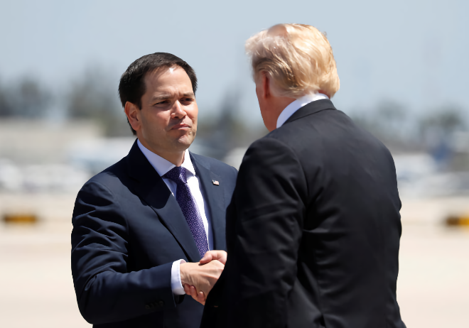 photo of U.S. Senator Marco Rubio slams Apple, others for enabling forced labor in China image