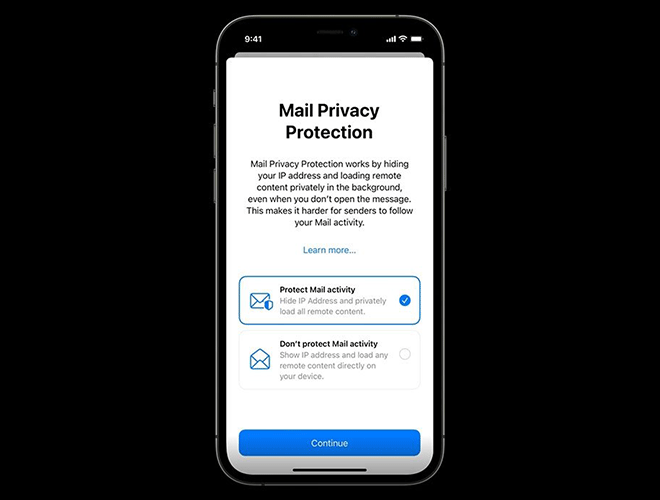 photo of Apple kills email tracking pixels with Mail Privacy Protection image