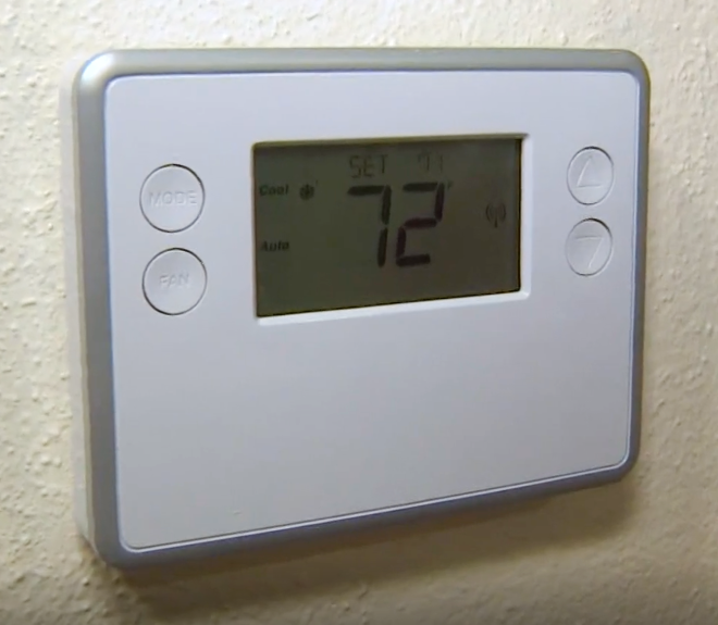 photo of Texas homes heat up as power companies remotely adjust smart thermostats image