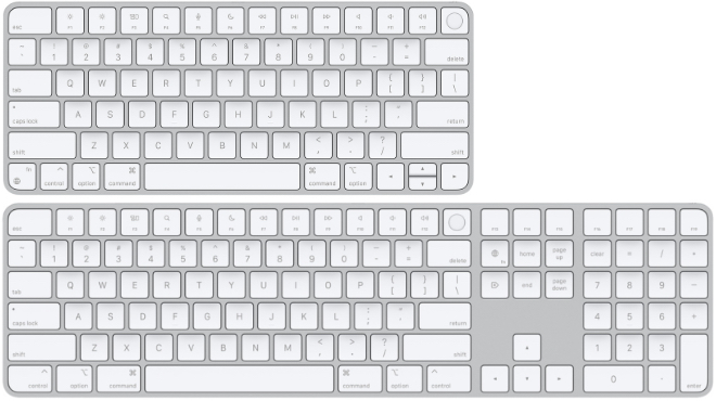 photo of Apple's Magic Keyboard with Touch ID now sold individually starting at $149 image