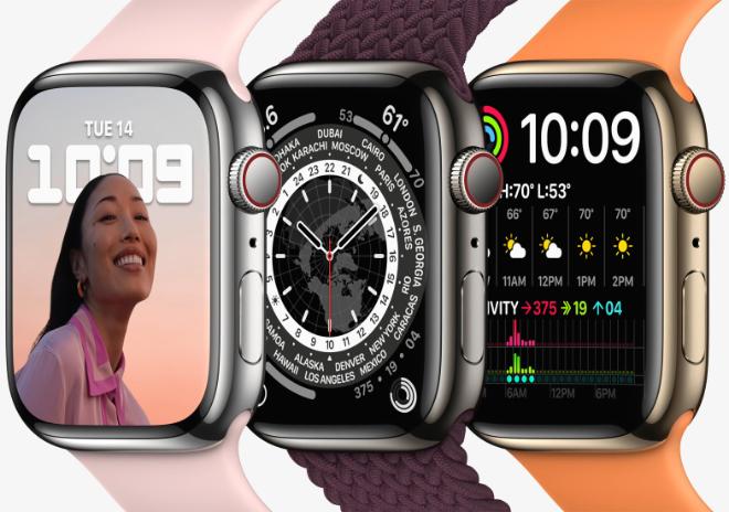 photo of Apple document reveals full Apple Watch Series 7 specs image